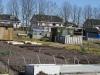 De tuin van Geeske (nr 68) op 7 april 2013